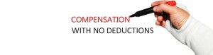 Compensation with no deductions